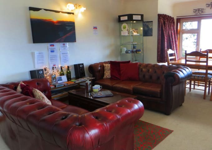 #10 Skye Basecamp- 1 bed in shared 6 bed dorm room