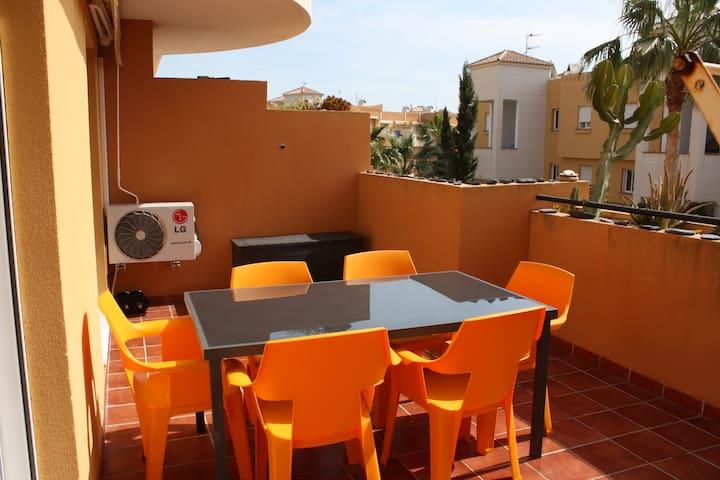 Apartamento Naturista en Parque Vera 5, Vera Playa - Vera - Appartement