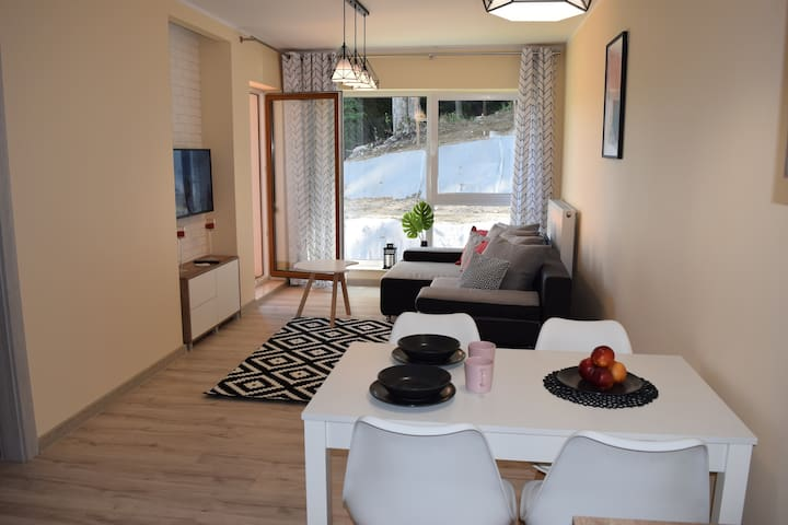 Apartament Sun & Ski