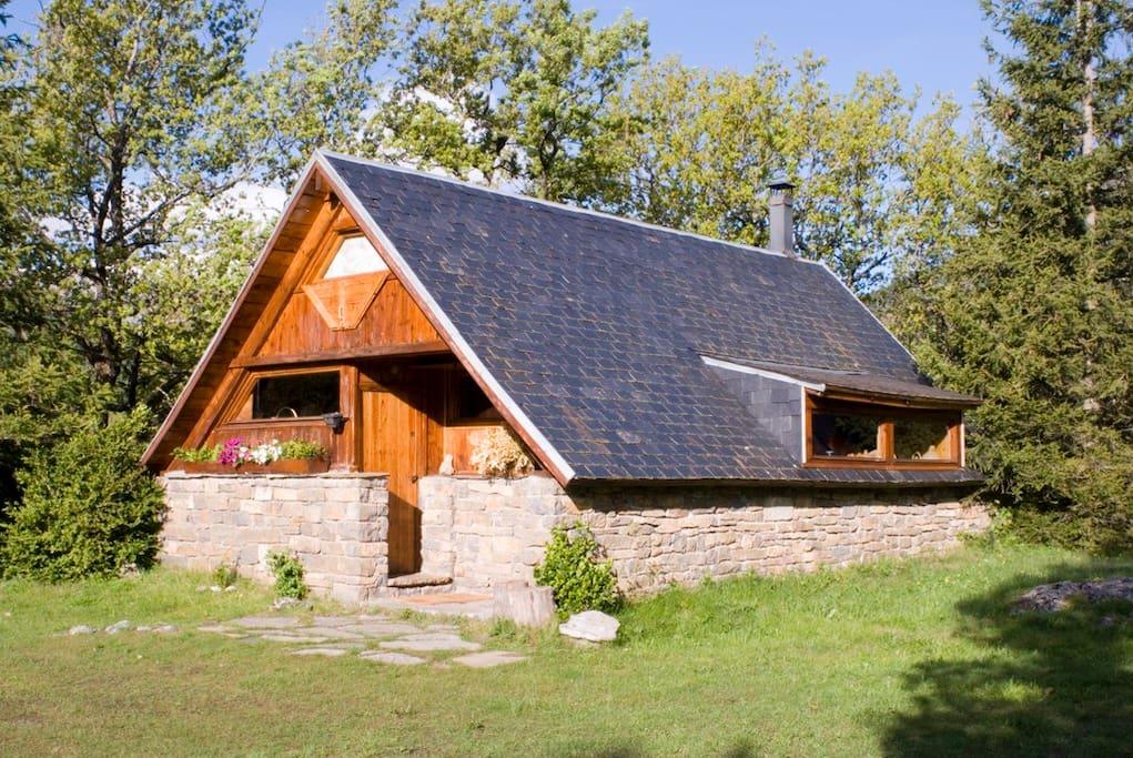 La Cabana de Ansils.