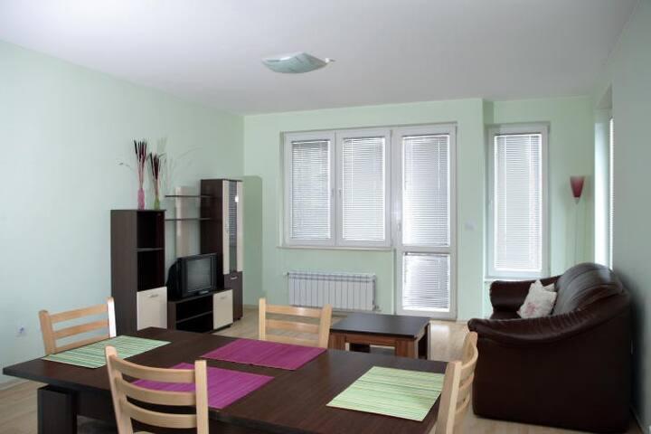 Block 531 ApartHouse Mladost