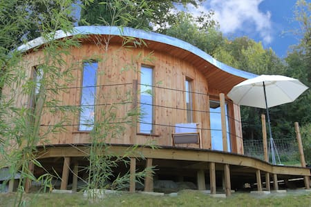 Exceptional  little house In  Wood - Vieille-Toulouse - Chalet