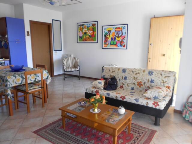 Beautiful apartment in Tuscany - Puntone - Daire