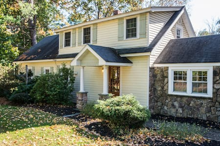 3BD Home on Pond/Mid-Hudson Valley - Hopewell Junction - Rumah