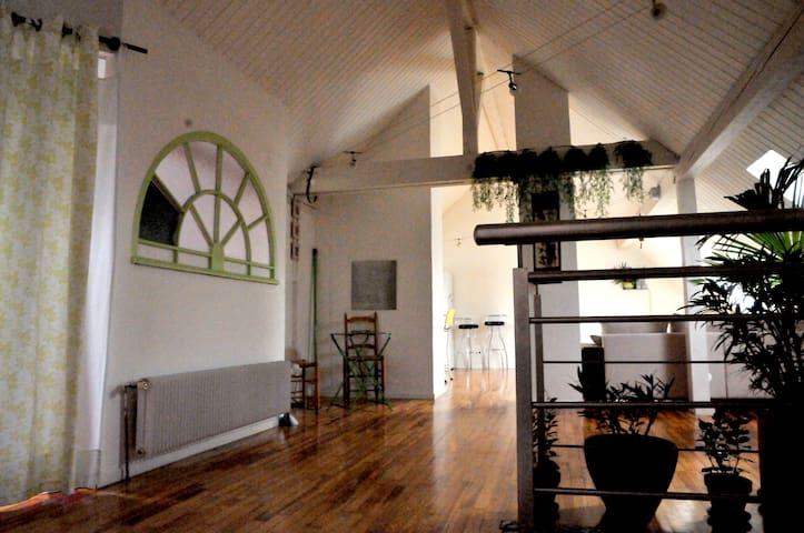 100 m2 à 15mn de Bâle et Mulhouse - Kembs - Dům