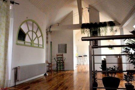100 m2 à 15mn de Bâle et Mulhouse - Ev