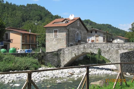 Gragnola, Lunigiana, North Tuscany - House