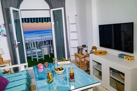 Apartamento con inmejorables vistas  de la Barrosa