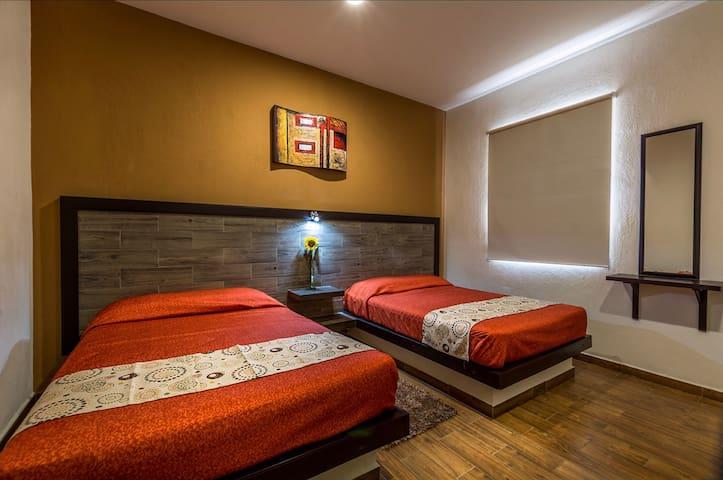 Hotel Posada del Ángel. Tradición comiteca.
