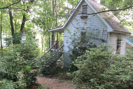 Artist Cottage on Lake Lanier - Flowery Branch