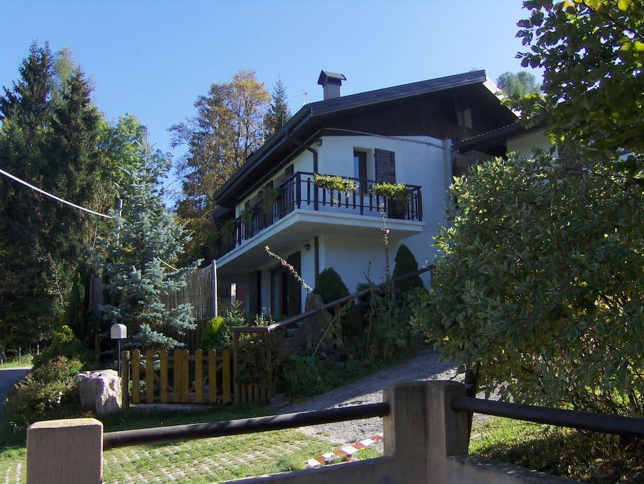 I colori dell 39 altopiano di asiago case in affitto a for Casa asiago affitto
