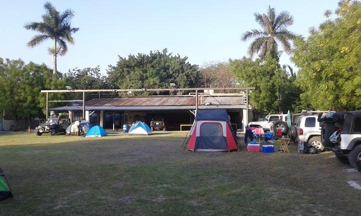 QUINTA EL FAROLITO  AREA DE CAMPING C1