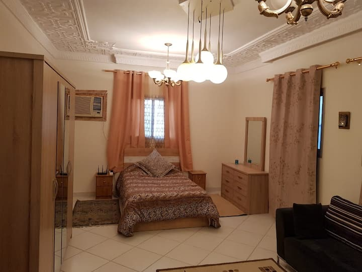 Clean and Cozy Apartment in the center of Riyadh