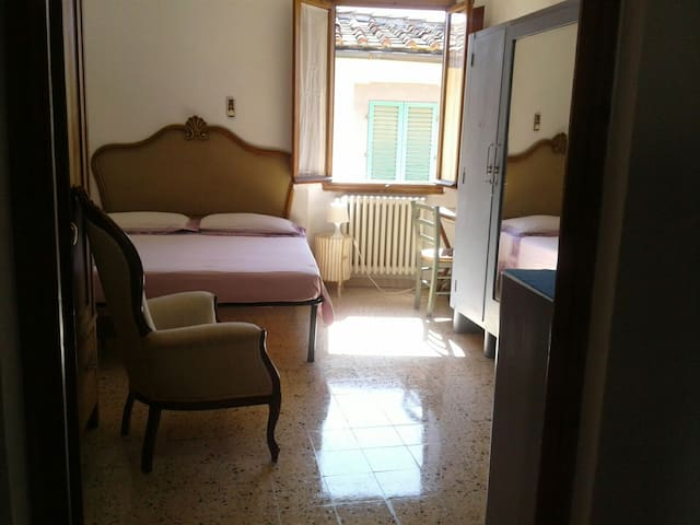 Spacious/well-lit room in S.Spirito