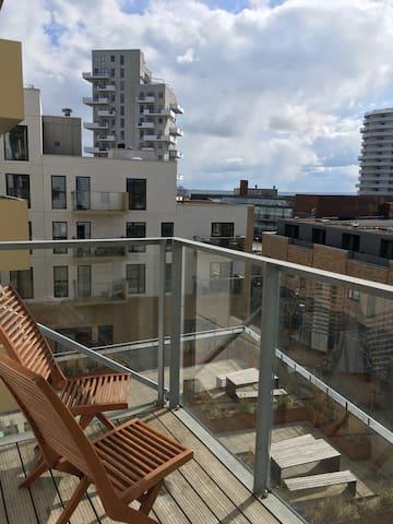 Spacious apartment by Beach, Airport & City centre - Kodaň - Byt