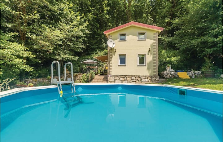 Awesome home in Krizisce with WiFi and 2 Bedrooms