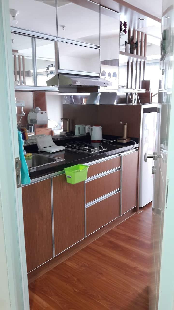 Bintaro rent apartmen,jakarta, indonesia