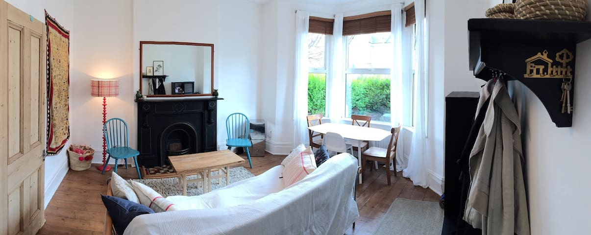 Single Room in Trendy Neighbourhood - London - Selveierleilighet