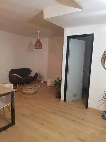 Appartement avec vue à Ille sur têt