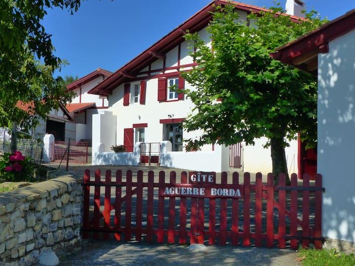 Maison de caractère au cœur des montagnes Basques