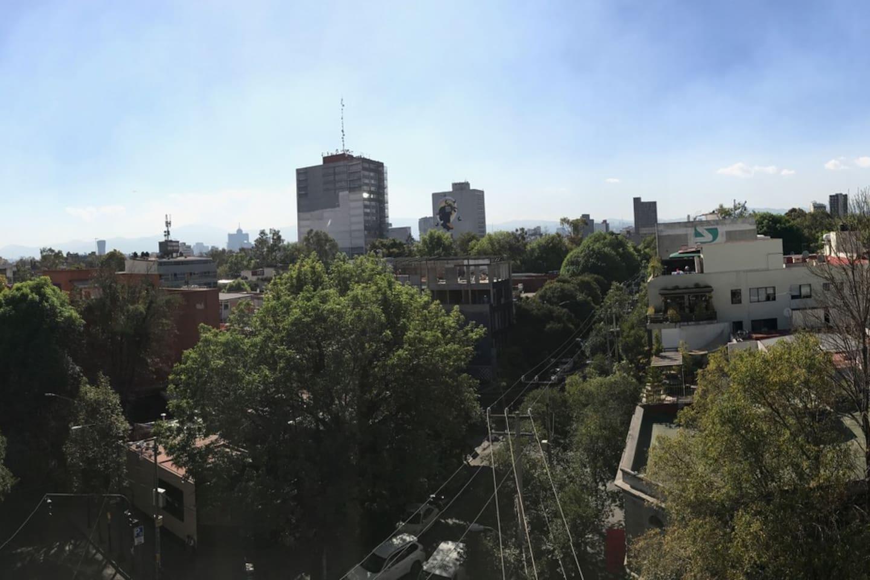 Vista de terraza - Balcony View