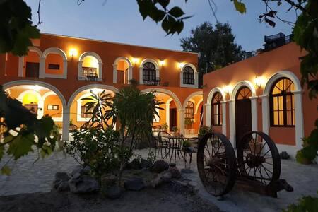 Hotel Hacienda Don Mario