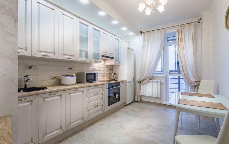Чудесная квартира, где вас ждут