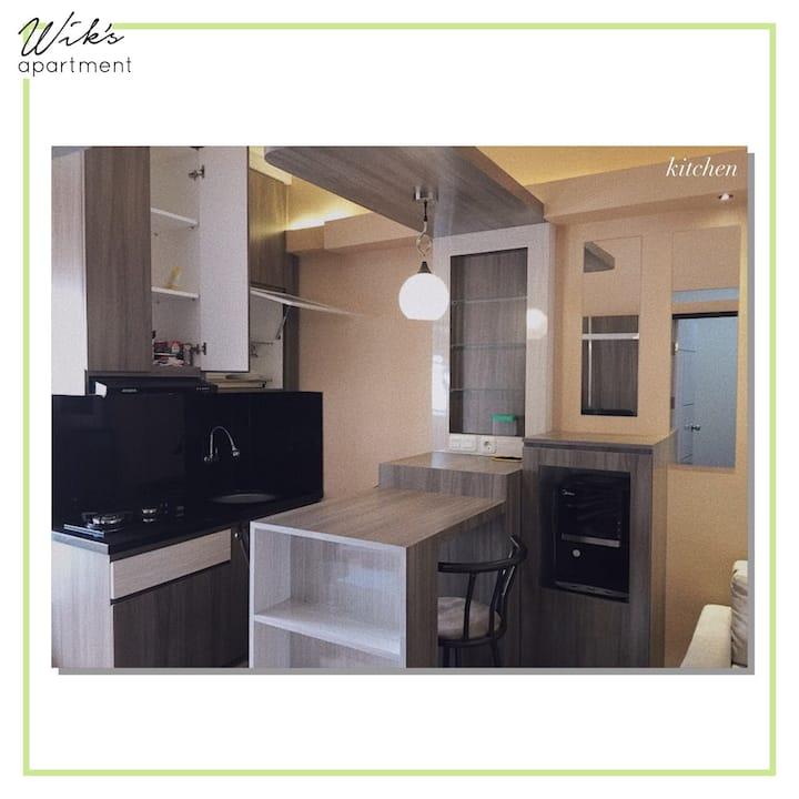 Wik's at Kemang View Apartement
