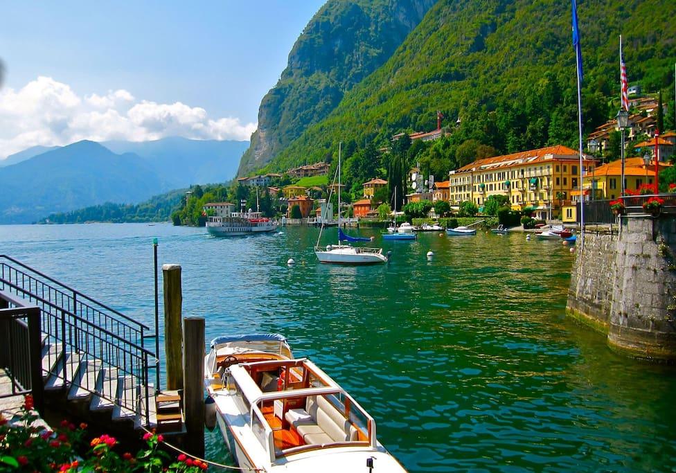 Stunning Lake Como