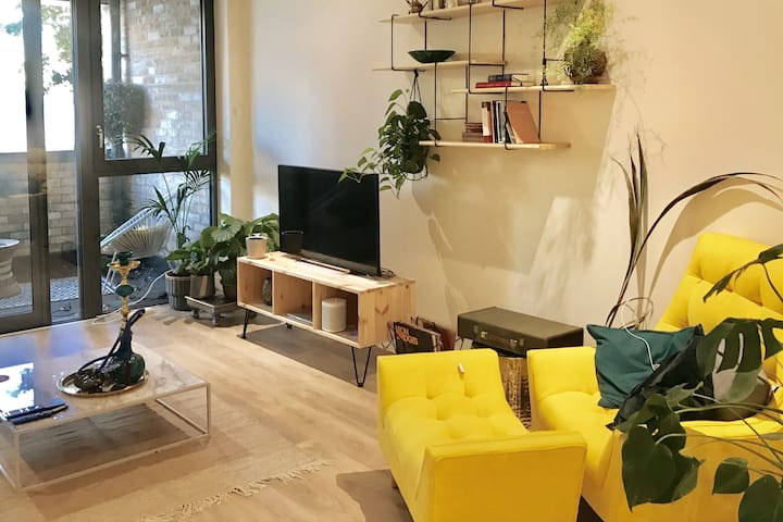 Brand new double room in heart of East London