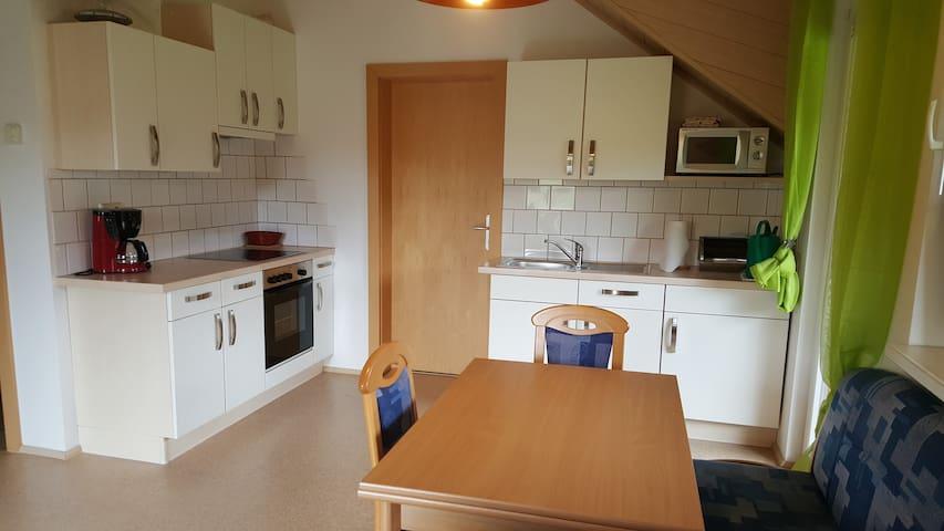 Wohnung mit Blick auf See