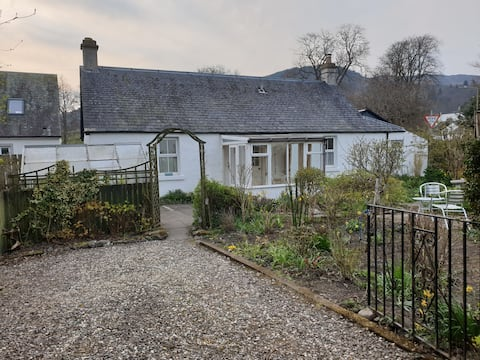 Traditionelt Highland Cottage