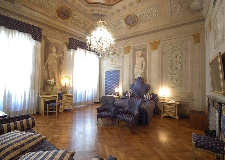 Hotel Martelli Firenze : Camera Tripla Deluxe