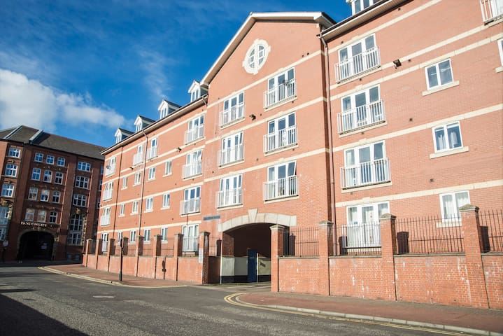 Sallyport City Centre 2 Bedroom Apartment Newcastle 17