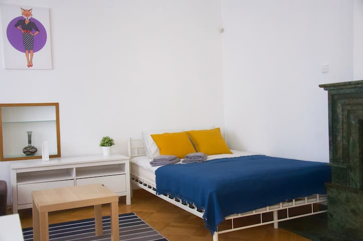 Spacious Room  Grabowska