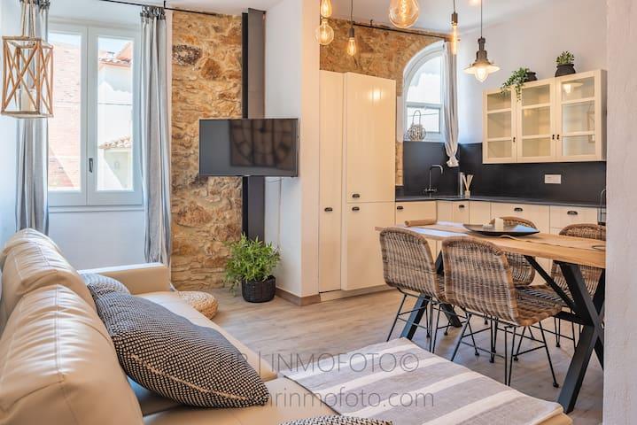 Acogedor apartamento en el corazón de Palamós