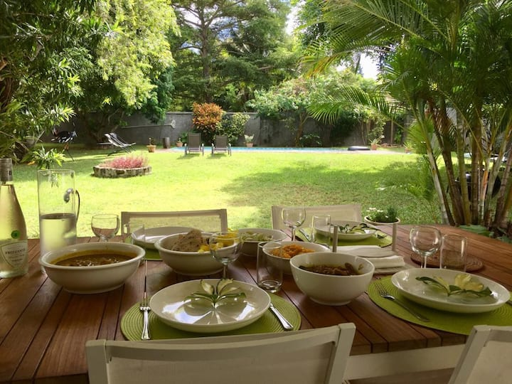 Casa Costa, 500m from the beach