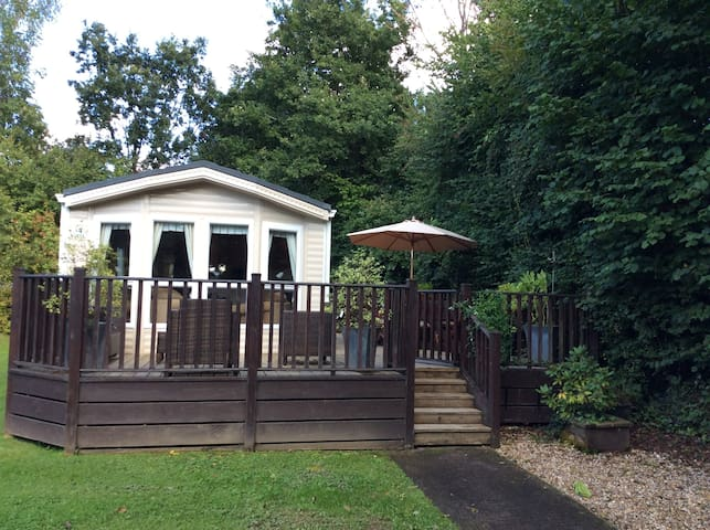 Lovely Static Caravan on Finlake Holiday Park - Chudleigh - Andere