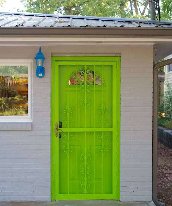 Green Side Airbnb