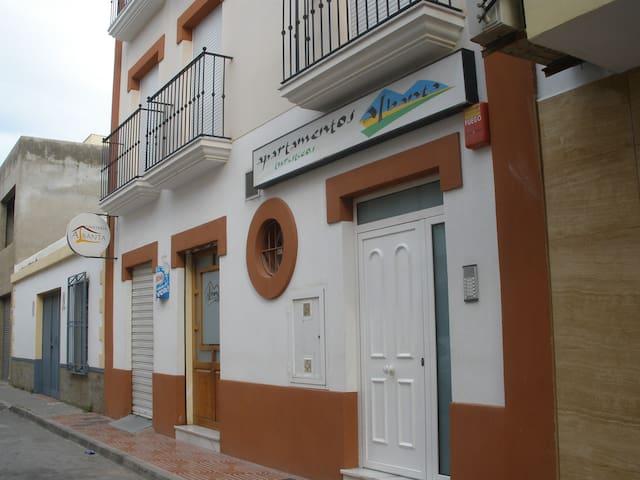Apartamento 2 - Alhama de Almería - Betjent leilighet