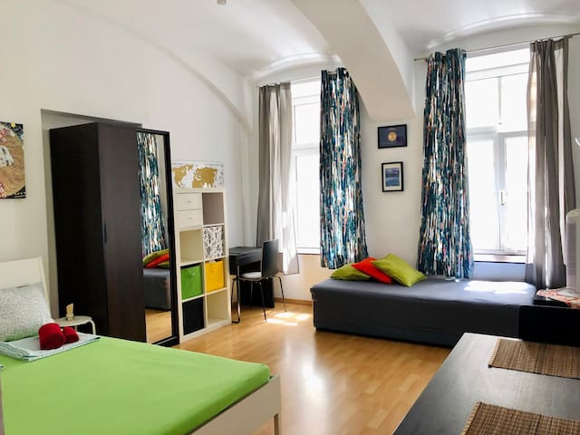MSQ Diana - apartment near CITY with wlan