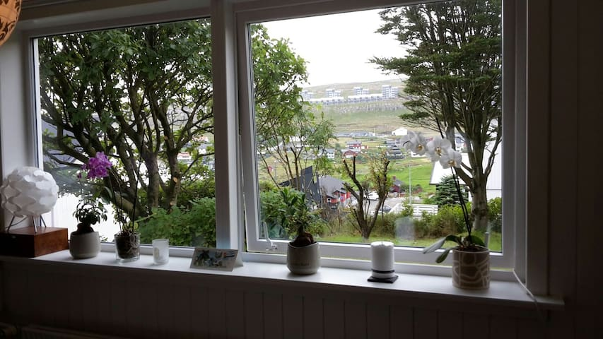 Nice appartment close to centrum - Tórshavn - Leilighet