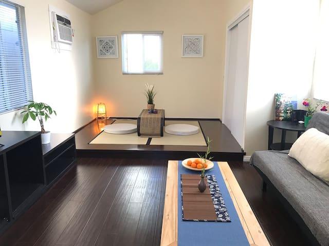 San Gabriel Kristy's House 圣盖博小公寓