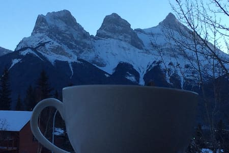 Rocky mountain haven - Canmore - House