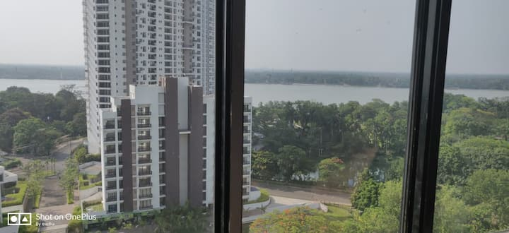 ganges view apartment