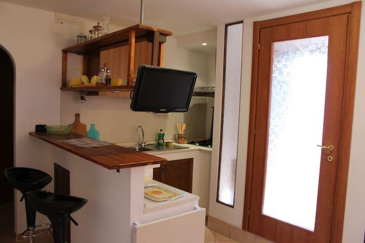 Miniappartamento arredato SP - Spello