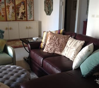 Luxury, Comfy, Seaview Apartment Ir Yamim - Netanya