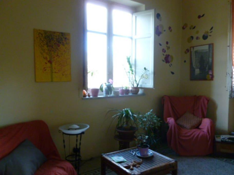 soggiorno, spazio comune