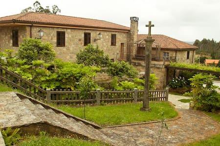 Casa rural Casa de Casal - Santiago de Compostela - Bed & Breakfast
