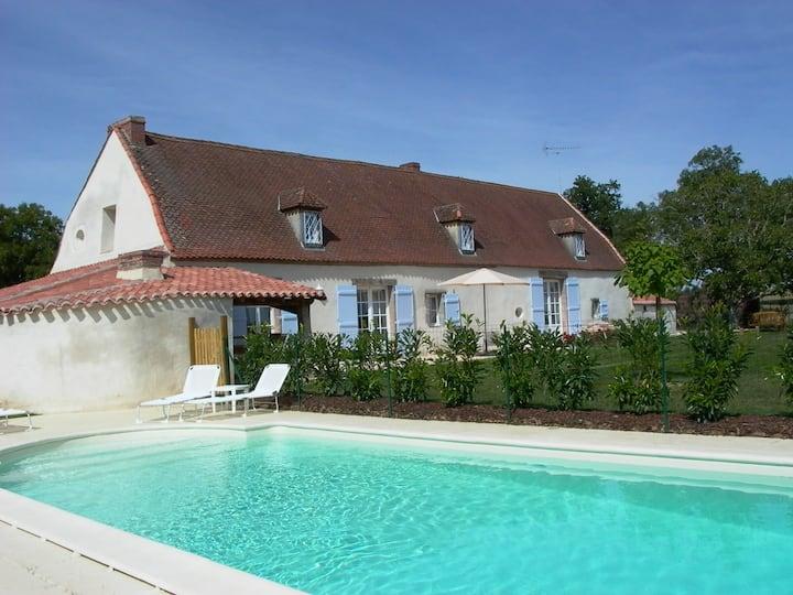 Cottage : tuillerie du Paligny